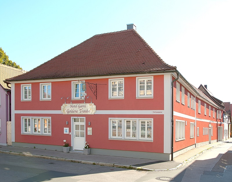 Hotel Goldene Traube Bad Windsheim