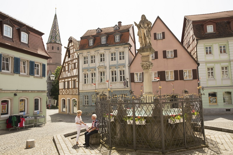 Beste Spielothek in Bad Windsheim finden